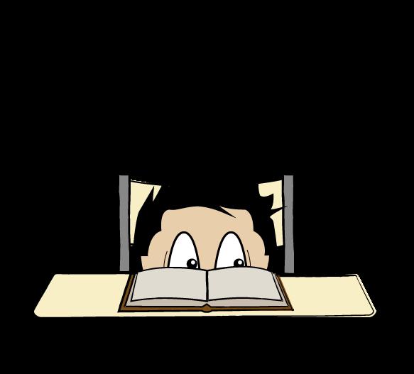 Onderduikende leerling
